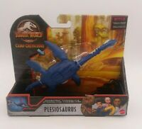 Jurassic World PLESIOSAURUS Savage Strike Cretaceous Dinosaur Figure Netflix Toy