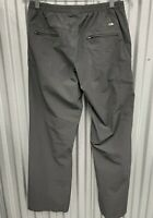 The North Face Hyvent  Wind Pants Winter sports Size Womens medium  Gray N12