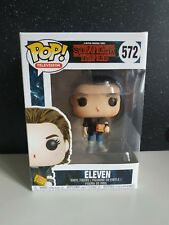 Funko pop! Eleven Punk - Stranger things - Exclusive - Limited - Rare- Ver fotos