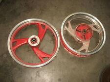 Kraftrad Sets aus Alu 17 Zoll