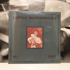 ELVIRA DONNARUMMA - SERIE CELEBRITA' VOL. 4 LP NEW SEALED 1970 PHONOTYPE