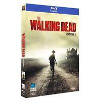 The Walking Dead - Serie TV - 2^ Stagione -Cofanetto 4 Blu Ray - Nuovo Sigillato