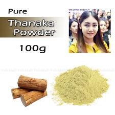100g Pure Thanaka Tanaka Powder Natural Anti Aging Acne Whitening Skin