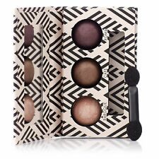 Laura Geller Baked EyeShadow Trio Palette In Baroque Cafe Roma