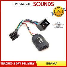 CTSBM003 Sony Stereo Steering Stalk Control Adaptor For BMW Mini, X5, E46, E39