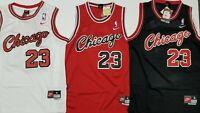 Chicago Bulls #23 Michael Jordan Vintage Retro Men's Jersey