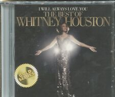 Whitney Houston - I Will Always Love You The Best of CD Greatest Hits