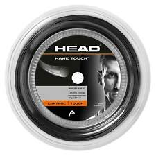HEAD Hawk Touch 17 Tennis String Mini Reel (Anthracite) Authorized Dealer