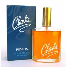Charlie Revlon EDT 100ml RARE VERSION (white write) EDT 1° Version 1973
