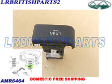 LAND ROVER SWITCH REMOTE IN CAR ENTERTAINMENT NEXT TRACK DICOVERY I OEM  AMR6464