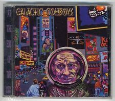 GALACTIC COWBOYS - At The End Of The Day - CD - buone condizioni