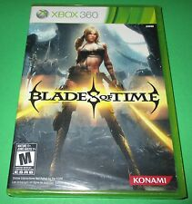Blades of Time Microsoft Xbox 360 *Factory Sealed! *Free Shipping!
