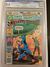 DC Comics Presents #26 CGC 8.5 1st App. Raven, Cyborg & Starfire KEY DC COMIC