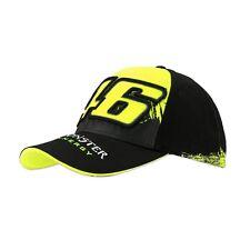 VR|46 Valentino Rossi - Monster Energy Baseball Cap - Neon Gelb/Schwarz  *
