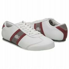 LACOSTE Tourelle CIW White Leather Casual Athletic Sneakers Shoes Mens US 12 NIB