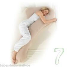 My 7 Side Sleeper Pillow From Theraline With Cover And Spare Colour Selection