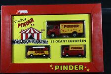 Brekina cirque pinder le fédérateur européen inutilisé, inutilisé, emballage d'origine (b6)