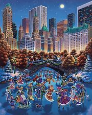 Jigsaw puzzle Explore America Central Park New York NEW 500 piece Made in USA
