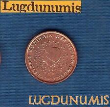 Pays Bas 2005 - 1 centime d'Euro - Pièce neuve de rouleau - Netherlands