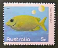 Australian Decimal Stamps: 2010 Fishes of the Reef - Part 1 - Single MNH