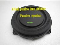 "1pcs 4"" inch Black bass radiator Passive Speaker For Harman/Kardon"