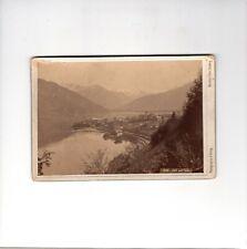 CAB Foto Zell am See - 1880er