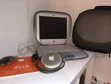 "Apple iBook G3 Special Edition ?Graphite"" Clamshell SE/366"