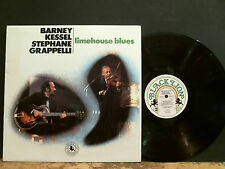 BARNEY KESSEL & STEPHANE GRAPPELLI  Limehouse Blues LP   Lovely copy !