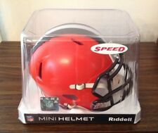 NFL SPEED MINI HELMETS CLEVELAND BROWNS (NEW) 2015 By RIDDELL