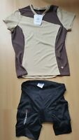 Specialized Atlas Cycling Jersey and Luis Garneau Cycling Shorts Sizes M Bundle