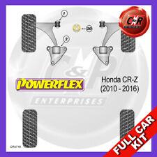 Honda Cr-Z (2010 - 2016) Powerflex Complet Bush Kit