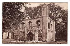 St Joseph's Chapel - Glastonbury Photo Postcard c1910