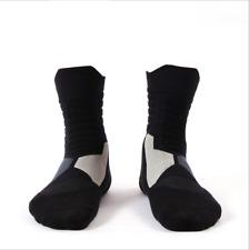 3Pairs Men's Basketball Elite Ankle Socks Running Gym Compression Sport Sock NEW