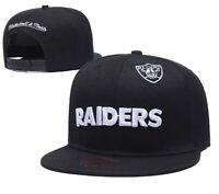 Oakland Raiders New Era 9FIFTY NFL Snapback Hat Cap Black 950