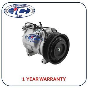 A/C Compressor Fits Honda Accord 2003-2007 L4 2.4L OEM USA Reman IC77389