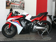 2015 '65 Honda CBR650F ABS. 1 Owner. Only 2,180 Miles. Honda Warranty. £5,595