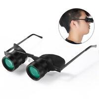 Binocular Glasses Head Binoculars for Fishing Bird Watching for Camping Hiking
