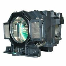 REPLACEMENT LAMP & HOUSING FOR EPSON POWERELITE PRO Z9800WNL (SINGLE) LAMP &
