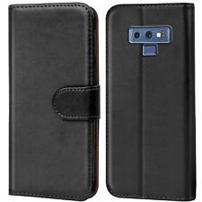 Samsung Galaxy Note 9 Handy Klapp Tasche Schutz Hülle Book Flip Cover Case Etui