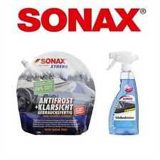 Sonax Paquete Invierno II: contra heladas 3l + Descongelador Parabrisas 500ml