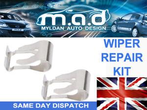 REPAIR KIT SMART CAR FORTWO COUPE ROADSTE WINDSCREEN WIPER LINKAGE LINK CLIP
