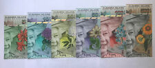 Aldabra Island 5 - 500 Dollars 6 PCS Frantasy Banknote Set Of 2018 QEII