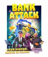John Adams 10790 Bank Attack Game, Multi