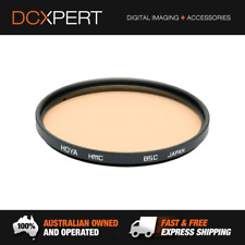 Hoya 82mm 85C HMC Color Conversion Filter & 32GB SANDISK FLASH DRIVE