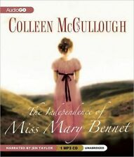 Colleen McCULLOUGH / The INDEPENDENCE of Miss MARY BENNET  [ Audiobook ]