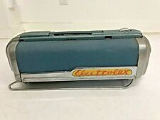 Vintage ELECTROLUX CANISTER LX Vacuum Cleaner 60 sled atomic canister blue 1950s