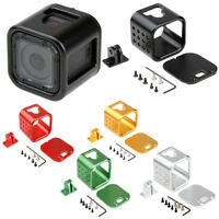 CNC Aluminium Protective Housing Case Cover Frame For GoPro Hero 4 5 Session