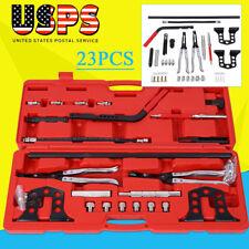 23PCS Valve Spring Compressor Universal Overhead Set Automotive Tools WHOLESALE