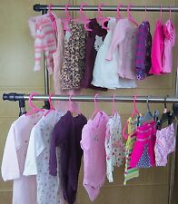 Baby Girls Clothes Bundle, 9-12 months, NEXT, ZARA dress, babygrows, outfit E003
