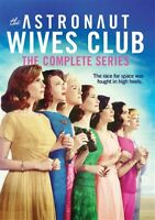 THE ASTRONAUT WIVES CLUB THE COMPLETE SERIES New 2 DVD Set All 10 Episodes